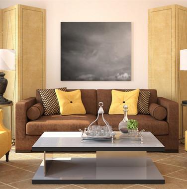 小户型欧式风格客厅设计图片