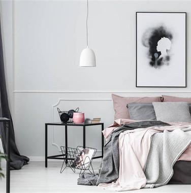 150平欧式风格卧室装修效果图