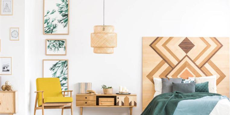 150平简欧风格卧室设计图片