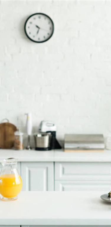 150平现代简约风格厨房设计效果图