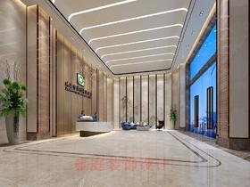 鴻豐工業大廈裝修設計案例