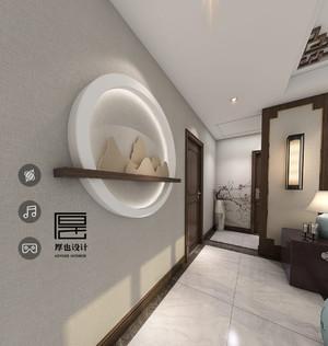 重庆114㎡现代简约88真人平台效果图