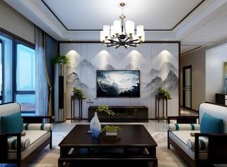 中式现代-洛龙区盛世新天地