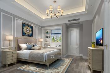 美式风格-自建别墅