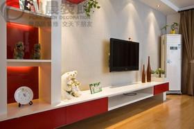【鹏晨装饰】伟星金域国际89平现代简约装装修设计案例