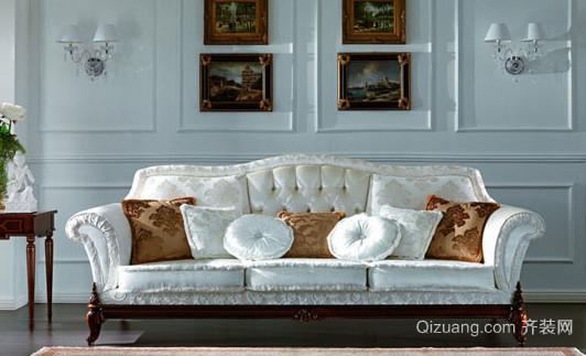 白沙发怎么擦干净—白沙发的清洁方法介绍家具维修美容