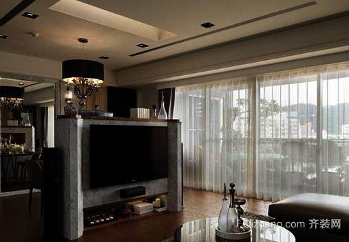电视柜高度的决定因素及选购技巧