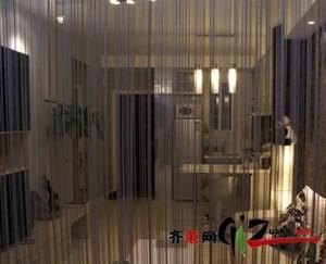 滨海80㎡欧式风格装修效果图