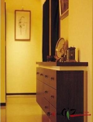 泗阳186㎡中式风格装修效果图