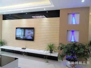 扬州115㎡现代简约装修效果图