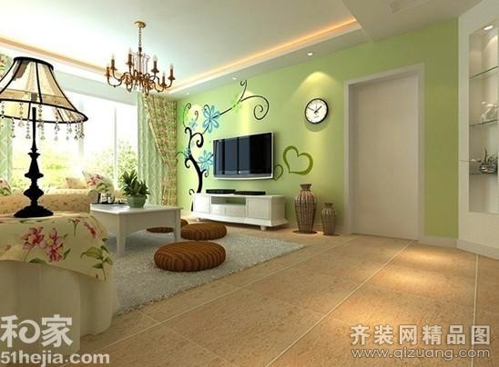 别墅中式风格装修效果图