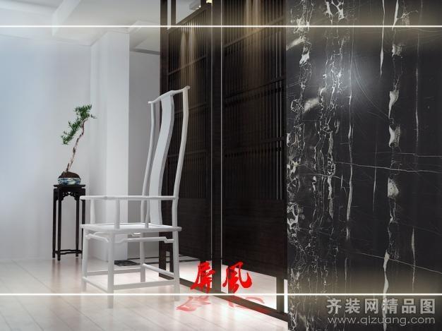 碧桂园中式风格装修效果图
