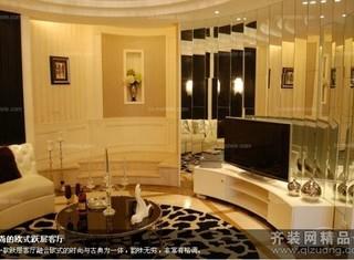 中式现代-别墅装修