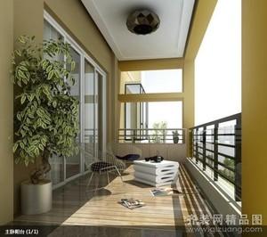 泗阳175㎡中式风格装修效果图