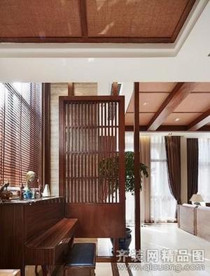 泗阳156㎡欧式风格装修效果图