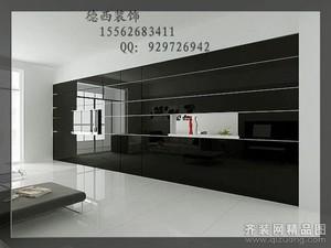 济南92㎡现代简约装修效果图