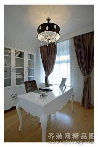 高佳标准样板房欧式风格装修效果图