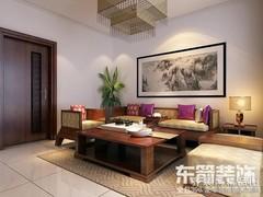 紫御府新中式风格