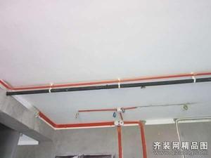 杭州85㎡现代简约装修效果图
