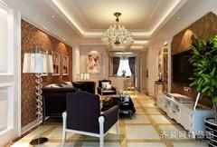 欧式风格婚房装修
