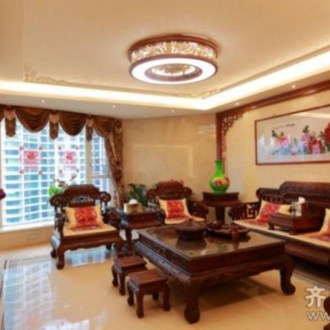 中式现代-东山雅筑