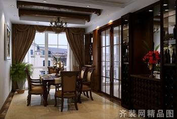 中式现代-雅居乐花园