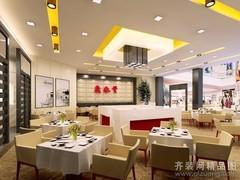 悦海饭店现代简约装修案例