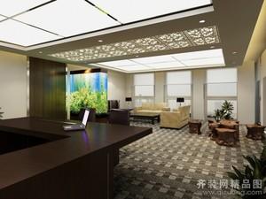 杭州800㎡现代简约装修效果图