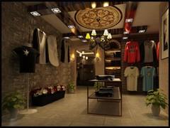 外贸服装店