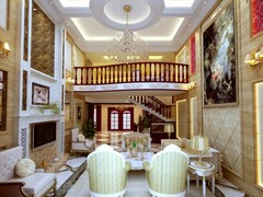 一套欧式别墅