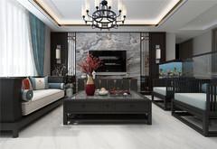 新中式 雅静园 180㎡中式风格装修案例