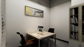 物流公司辦公室裝修設計案例
