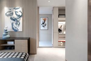 青岛135㎡中式风格装修效果图