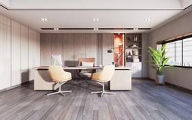 辦公室升級裝修設計案例