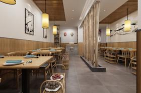 復合餐飲店裝修設計案例