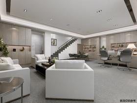騰輝國際城店面裝修設計案例