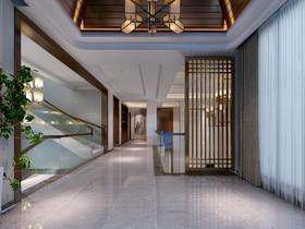 建业海马九如府装修设计案例