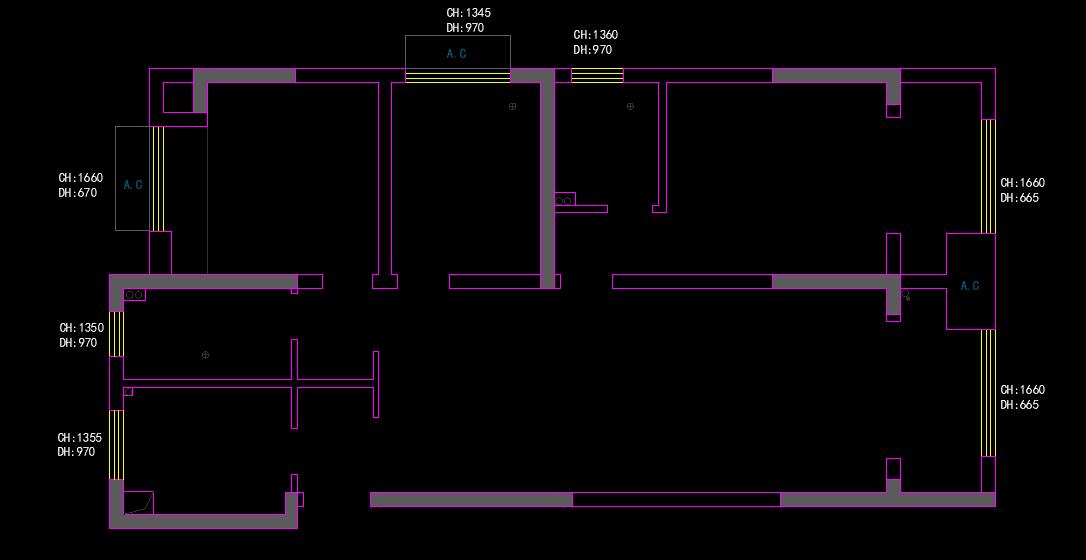 國譽錦城裝修案例