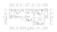 北欧 水竹家园 83㎡欧式风格装修案例