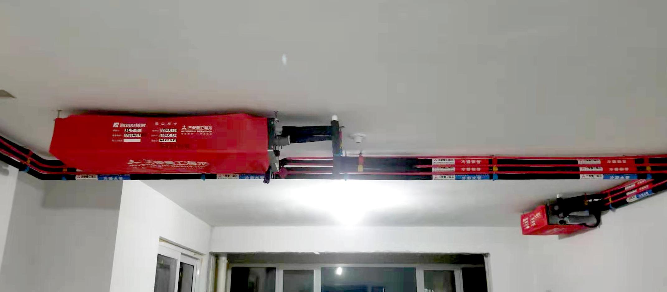 山水华府中央空调其他装修效果图