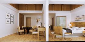 仙女山酒店裝修設計案例