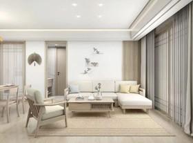 三多新時代日式風格裝修設計案例