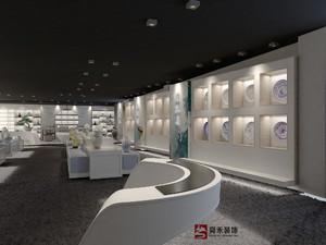 济南600㎡现代简约装修效果图