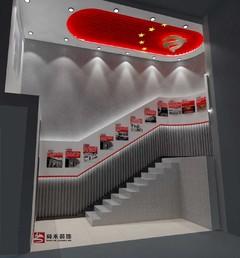 济南党建展厅装修设计公司