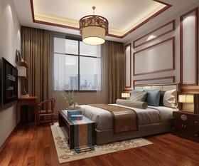 柏楊私人別墅裝修設計案例