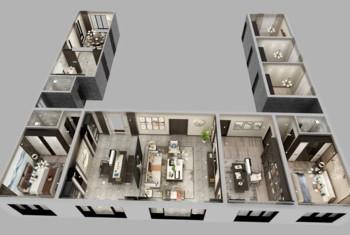 中式现代-自建别墅