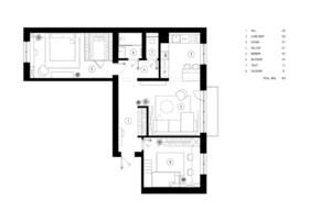 双杭城装修设计案例