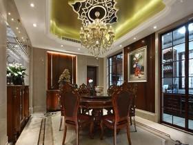 中海悅墅裝修設計案例