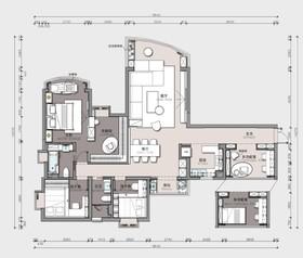 星河国际装修设计案例