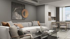 税务局宿舍楼装修设计案例
